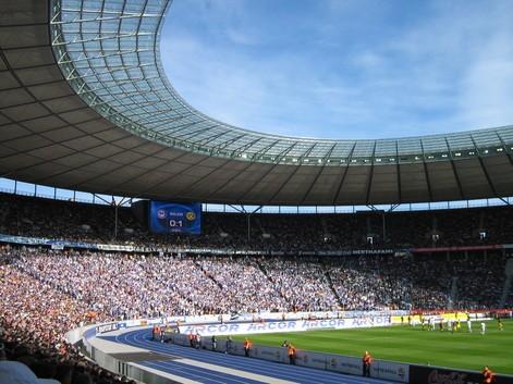Hertha BSC Berlin - Borussia Dortmund