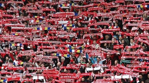 1.FSV Mainz 05 - FC Bayern München