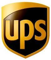 Versand per UPS